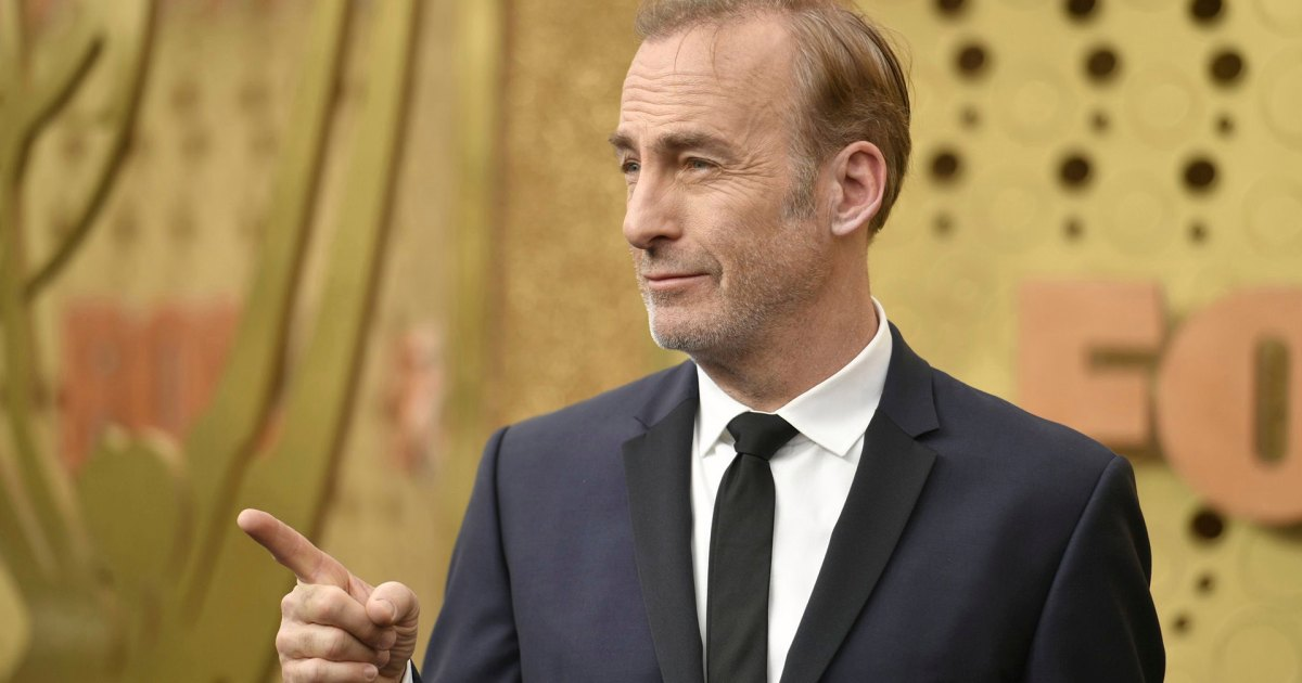 Bob Odenkirk sur Humour, Regret, and His Dream Dinner Party Guest List